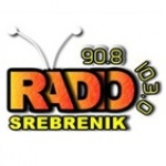 Logo da emissora R�dio Srebrenik 90.8 FM