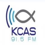 Logo da emissora KCBI 90.9 FM