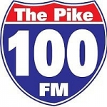 Logo da emissora Radio WWFX The Pike 100.1 FM