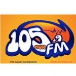 Logo da emissora R�dio Max 105.9 FM