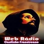 Logo da emissora Web R�dio Cantinho Franciscano