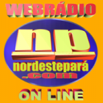 Logo da emissora Rádio Nordestepara