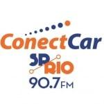 Logo da emissora Rádio ConectCar SP RIO 90.7 FM