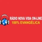 Logo da emissora Rádio Nova Vida On-Line