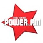 Logo da emissora Rádio Power 91.1 FM