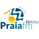 Logo da emissora Rádio Praia 94.1 FM