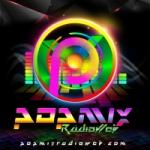 Logo da emissora PopMix Rádio Web