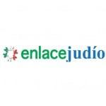 Logo da emissora Enlace Judío Radio