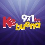 Logo da emissora Radio Ke Buena 97.1 FM