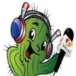 Logo da emissora Rádio Líder 103.3 FM