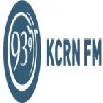 Logo da emissora KCRN 93.9 FM