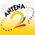 Logo da emissora R�dio Antena 2 1400 AM