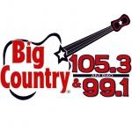 Logo da emissora WBNN 105.3 FM