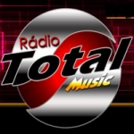 Logo da emissora Rádio Total Music