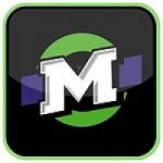 Logo da emissora Radio La Mega 105.2 FM