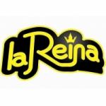 Logo da emissora Radio La Reina 98.6 FM