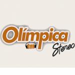 Logo da emissora Radio Olímpica Stereo 104.5 FM
