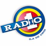 Logo da emissora Radio UNO 107.7 FM
