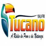 Logo da emissora Rádio Tucano 104.9 FM