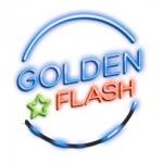Logo da emissora Rádio Golden Flash