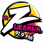 Logo da emissora Radio La Z Urbana 91.9 FM