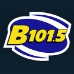 Logo da emissora WBQB 101.5 FM
