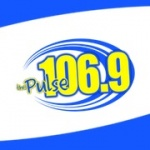 Logo da emissora WKZY 106.9 FM The Pulse