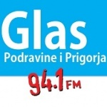 Logo da emissora Rádio Glas Podravine 94.1 FM