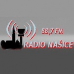 Logo da emissora Radio Nasice 88.7 FM