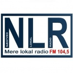 Logo da emissora Rádio Naestved Lokal 104.5 FM