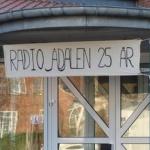 Logo da emissora Rádio Adalen 92.7 FM