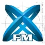 Logo da emissora Rádio XFM 107.4 FM