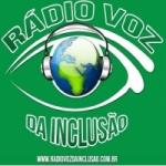 Logo da emissora Rádio Voz da Inclusão
