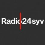 Logo da emissora Rádio 24syv 102.7 FM