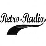 Logo da emissora Rádio Retro