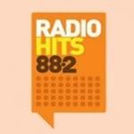 Logo da emissora Rádio Hits 88.2 FM