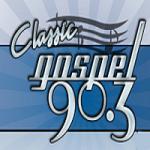Logo da emissora Radio WLVF 90.3 FM