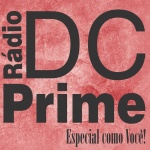 Logo da emissora Rádio DC Prime
