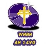 Logo da emissora WMBM 1490 AM