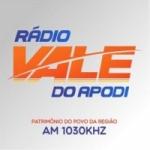 Logo da emissora Rádio Vale do Apodi 1030 AM