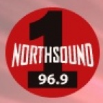 Logo da emissora Rádio Northsound 1 96.9 FM