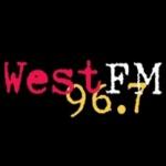 Logo da emissora Rádio West 96.7 FM