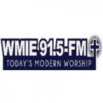 Logo da emissora Radio WMIE 91.5 FM