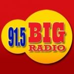 Logo da emissora Rádio Bigradio 91.5 FM