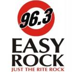 Logo da emissora Rádio Easy Rock 96.9 FM