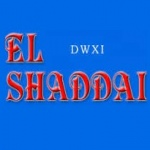 Logo da emissora Rádio DWXI El Shadai 1314 AM