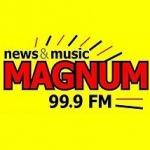 Logo da emissora R�dio Magnum 99.9 FM