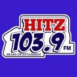 Logo da emissora Rádio Hitz 103.9 FM