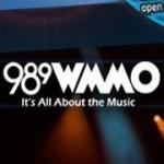Logo da emissora WMMO 98.9 FM