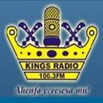 Logo da emissora Rádio Kings 100.3 FM